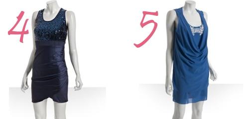 Designer Dresses at Bluefly