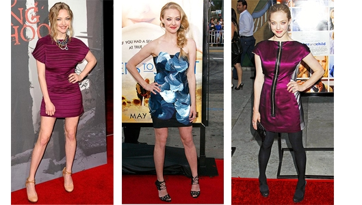 Amanda Seyfried: Form, Function and Fun