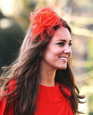 Kate Middleton's Top Fascinator Hats