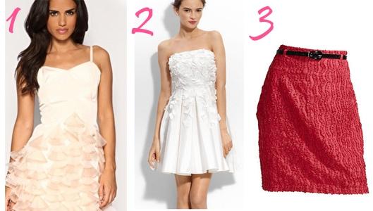 Textured Dresses