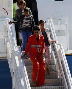 Michelle Obama's Scarf Belt