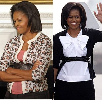 Staples of Michelle Obama