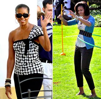 Celebrity Style Deconstructed: Michelle Obama