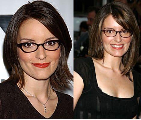 Tina Fey Eyeglasses