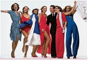 The History of Budget Fashion: Halston for JcPenney