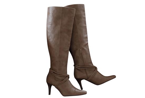 Alexa High Boots