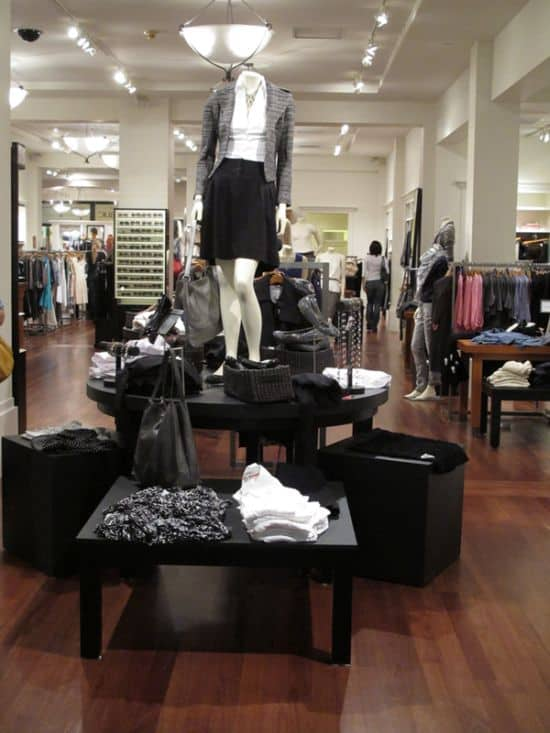Banana Republic Display