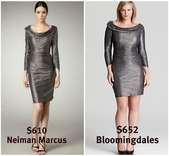 Bloomingdales Over Charging Plus Size? | The Budget Fashionista