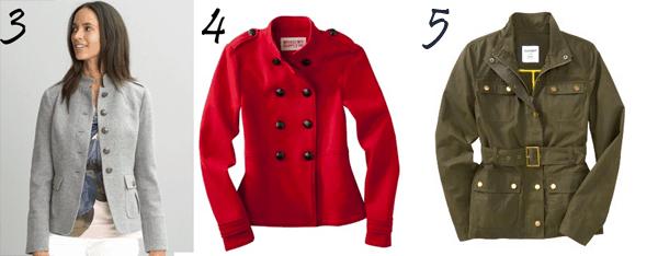 Fall Coats
