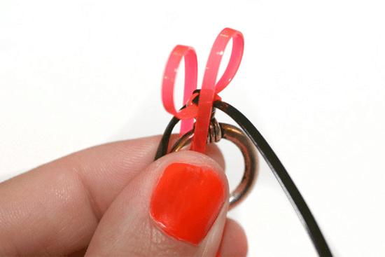 Friendship Bracelet Step 6