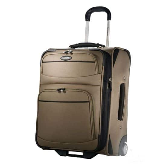 Budget Luggage Brands