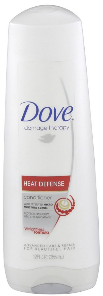Dove Heat Defense Conditioner