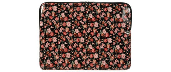Floral Laptop Cover