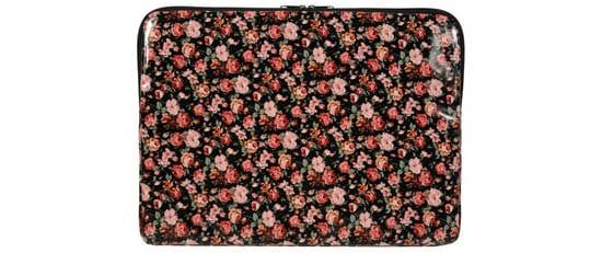 Floral Laptop Cover