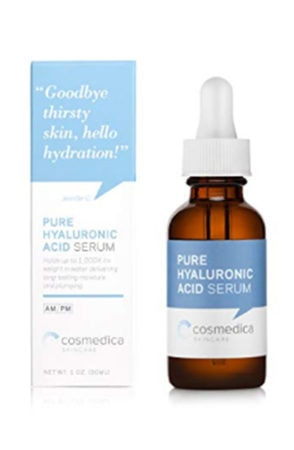 Hyralonic acid serum