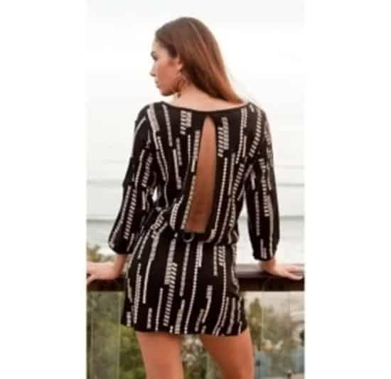 Jasmine Knit  Dress