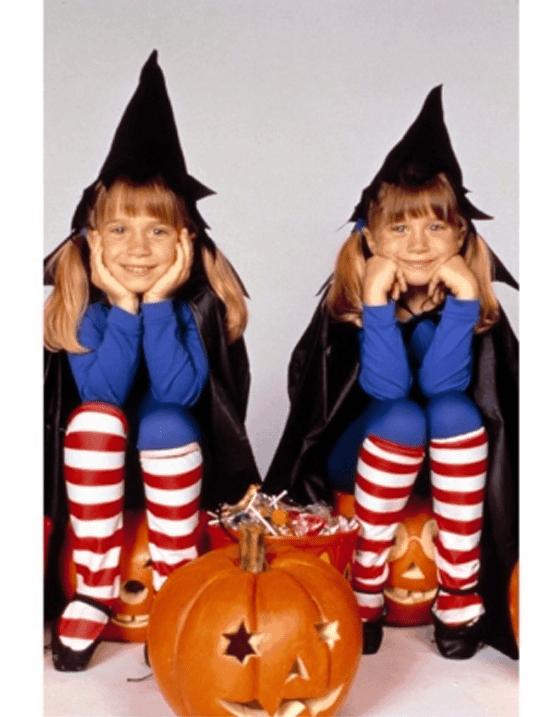 Olsen Twins Halloween