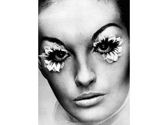 Spidery Eyelashes