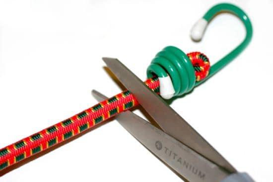 Step 1 Bungee Cord Bracelet