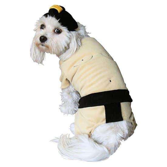 Sumo Wrestler Pet Costume