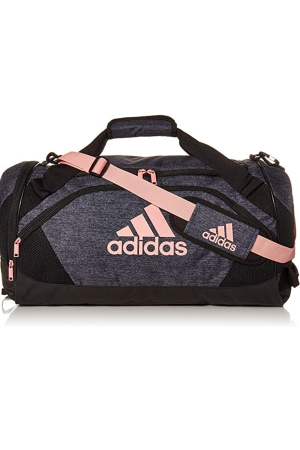 Best luggage on a budget: Adidas duffel bag