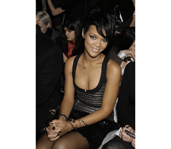 Bronze Rihanna