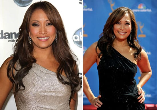 Carrie Ann Inaba Hairstyles