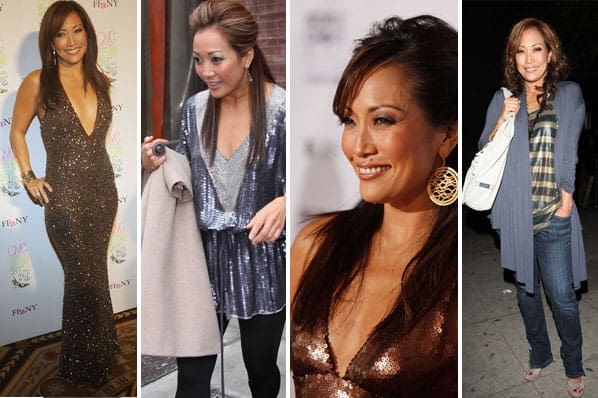 Carrie Ann Inaba Sequins