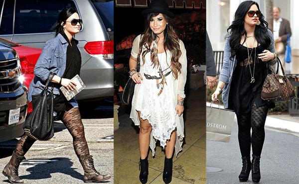 Demi Lovato Boots