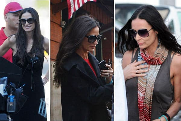 Demi Moore Shades