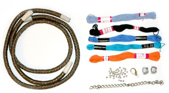 DIY Tribal Necklace Supplies