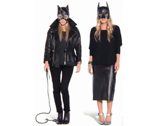Olsen Twins Cat Suits