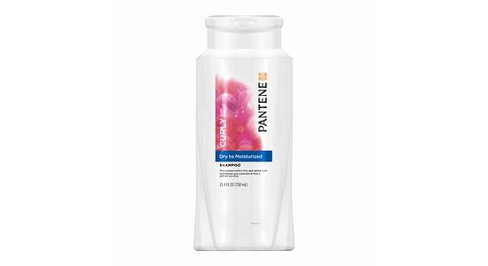 Pantene Curly Shampoo