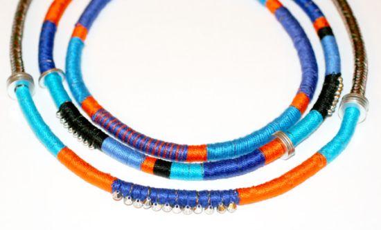 Tribal Necklace Closeup