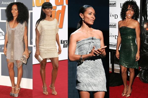 Jada Pinkett Smith Mini-dresses