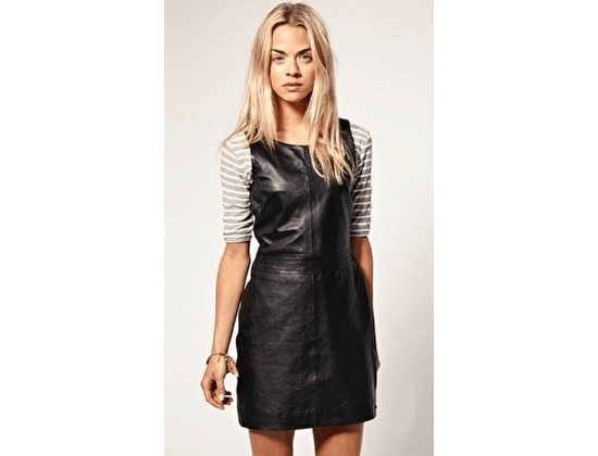 Leather Dress Layer