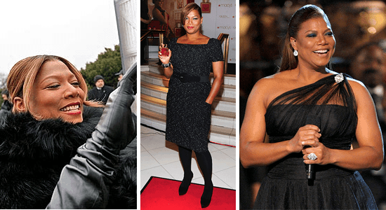 Queen Latifah Black