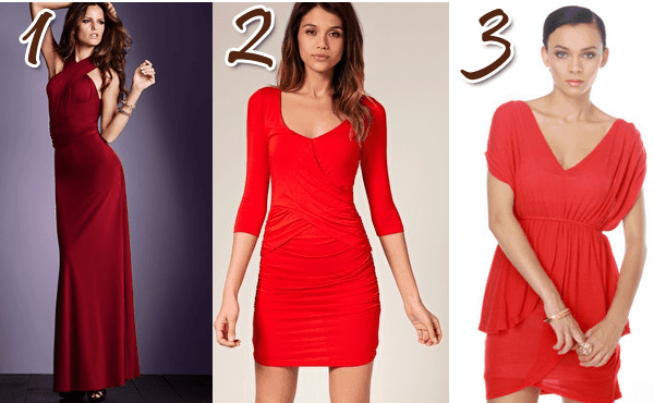 Red Dresses