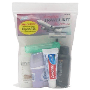 TSA Travel Kit