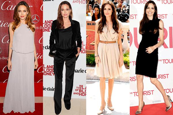 Angelina Jolie Neutrals II