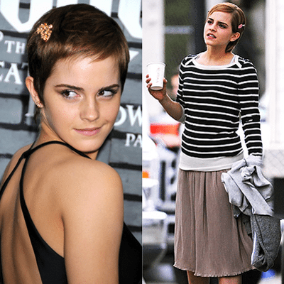 Emma Watson - Hair Barrettes