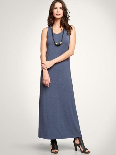 Heathered Tank Dress