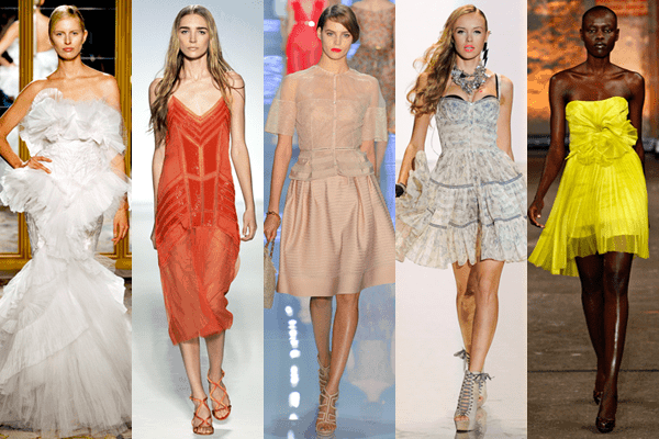 Spring Trend - Tulle