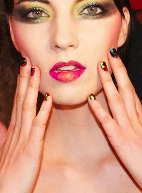 Sticker Nails