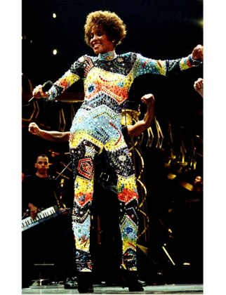 Whitney Houston 1991 London Concert