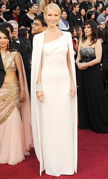 Gwyneth Paltrow at Oscars 2012