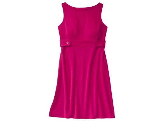 Target Merona Glee Pink Dress