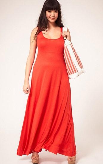 ASOS Jersey Maxi Dress