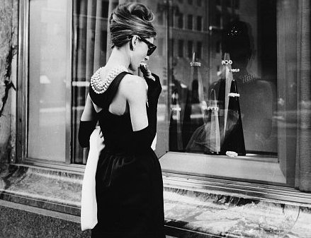 Breafast at Tiffanys