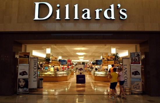 Dillards store